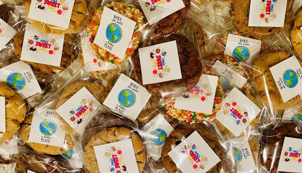 Cookies in package by Joey's Sweet Eats