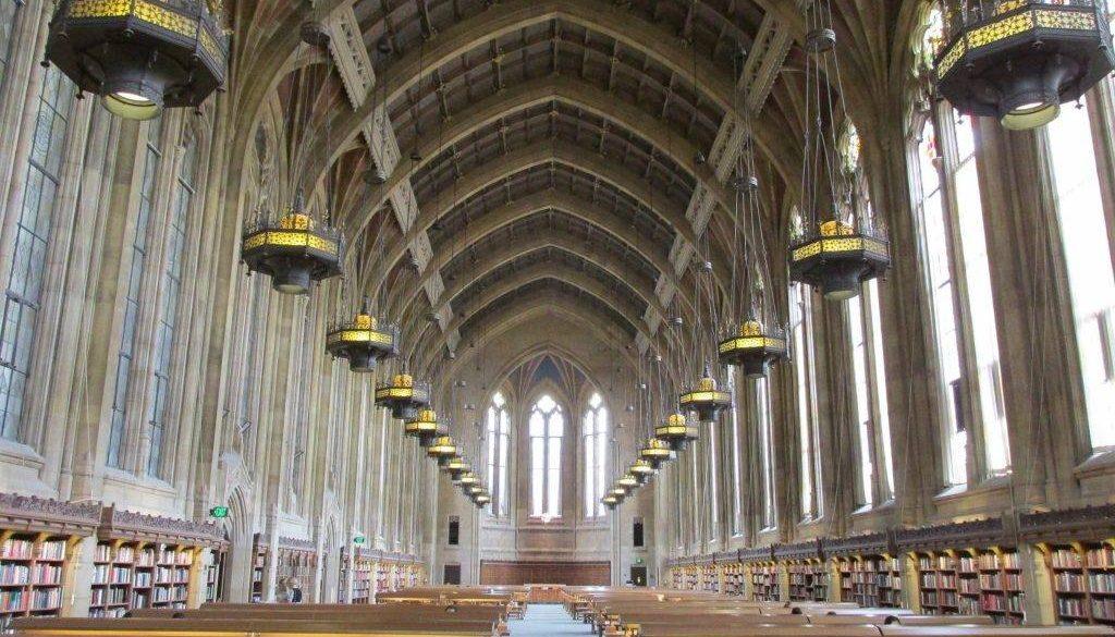 Suzzalo Library