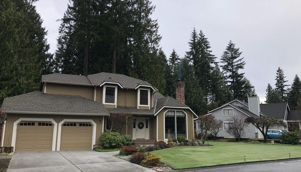 Homes in Sammamish