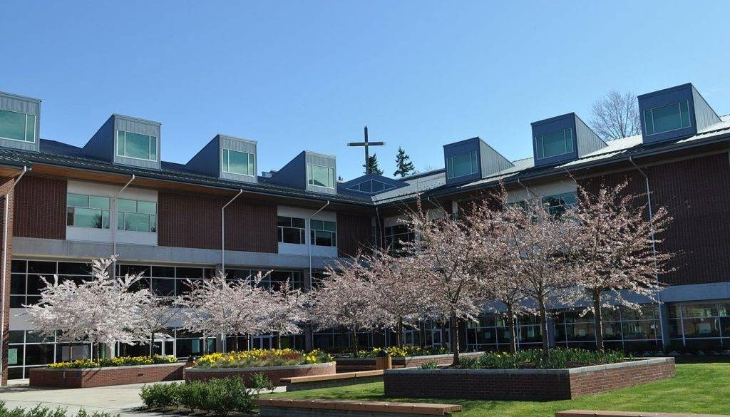 Eastside Catholic School plans to open for middle and high school students by February 1.