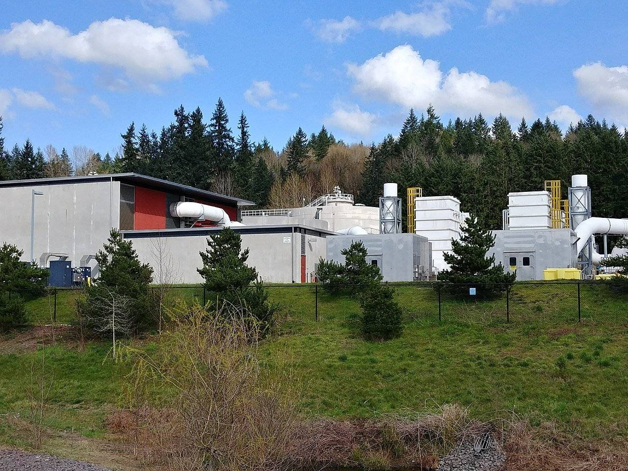 Brightwater treatment plant