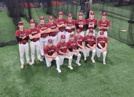 2021 Eastlake baseball team photo.