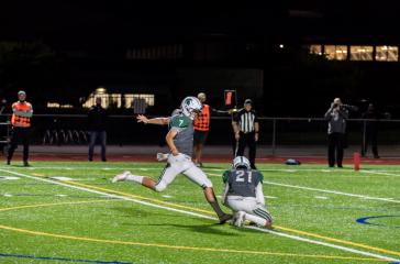 Skyline kicks field goal.